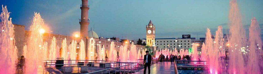 Erbil The Capital Of Iraqi Kurdistan